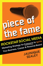 Piece of the Fame - front cover